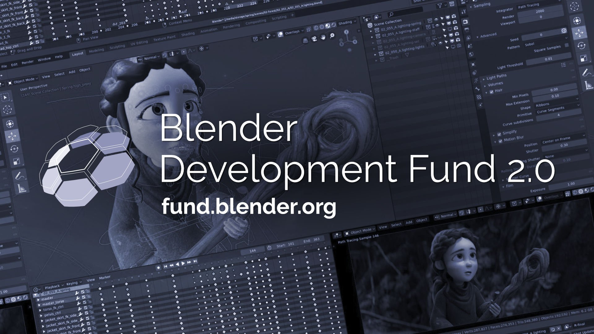 Development Fund - blender org